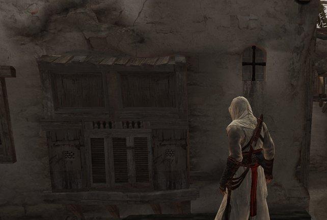 In Assassin's Creed könnt ihr das Antlitz von Optimus Prime entdecken.