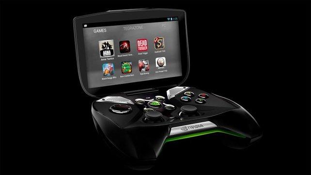 Nvidia Shield: PC-Spiele auf der Android-Konsole zocken.
