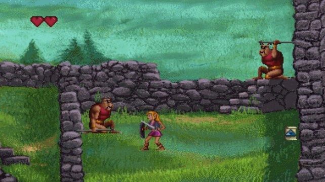 Zelda als Heldin? Super! Aber diesem Spiel? Naja...