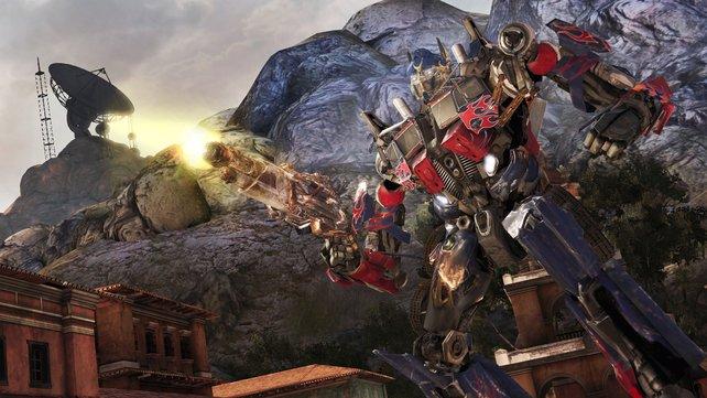 Im Juni kehren Optimus Prime und seine Robokumpels auf die Erde zurück.