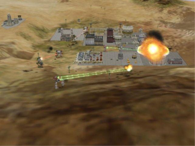 Sehenswerte Explosionen