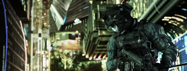 Call of Duty - Ghosts: PC-Version sieht besser aus als PS4/Xbox One
