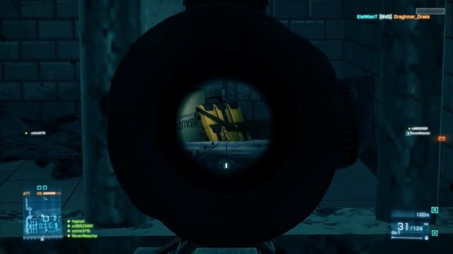 Der Rucksack aus Mirror's Edge. Wo wohl Faith ist? Unter der Gefängnis-Dusche?