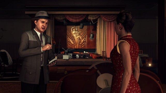 Die realistischen Gesichtsanimationen sind das Aushängeschild des Spiels.