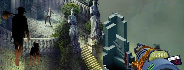 Indie-Spiele 2014: Zehn ungewöhnliche Spielideen für euch im Überblick.