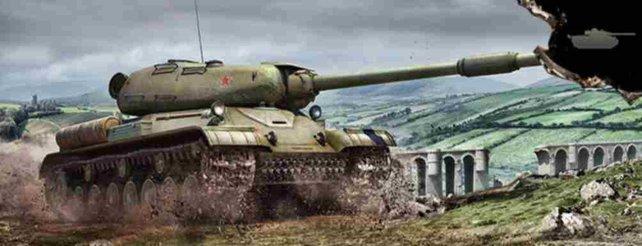 In World of Tanks sind bis Anfang April sowjetische Panzer im Angebot.