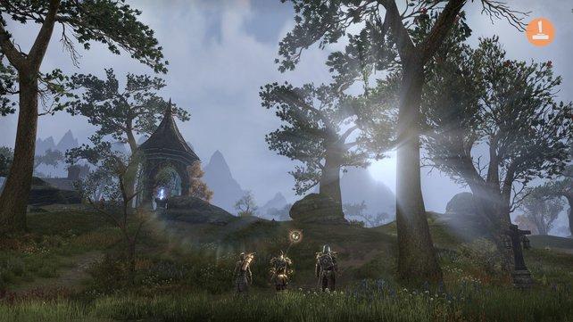 Auf der Quakecon 2013 entführen Bethesda in brandneue Bereiche ihres Online-Rollenspiels.