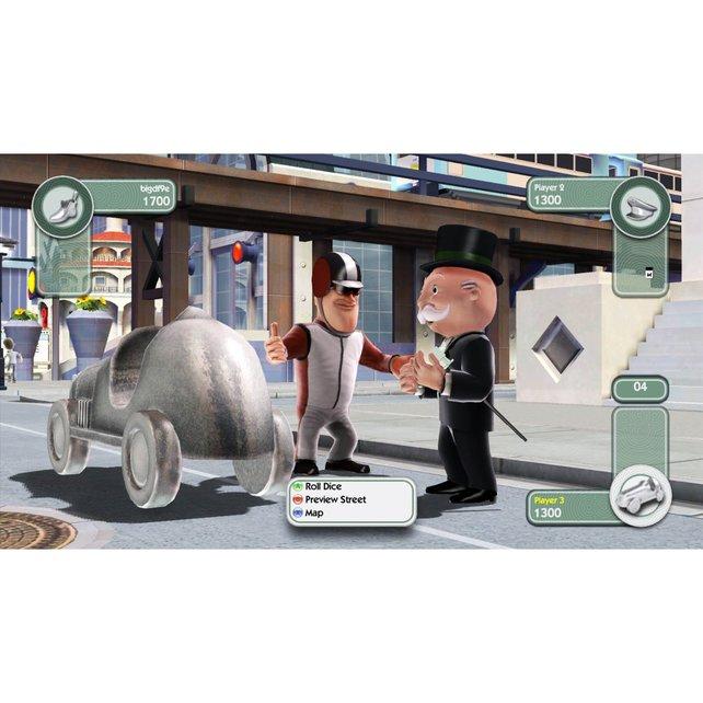 Auch beliebte Spielfiguren, wie zum Beispiel das Auto, wurden ins Spiel integriert.