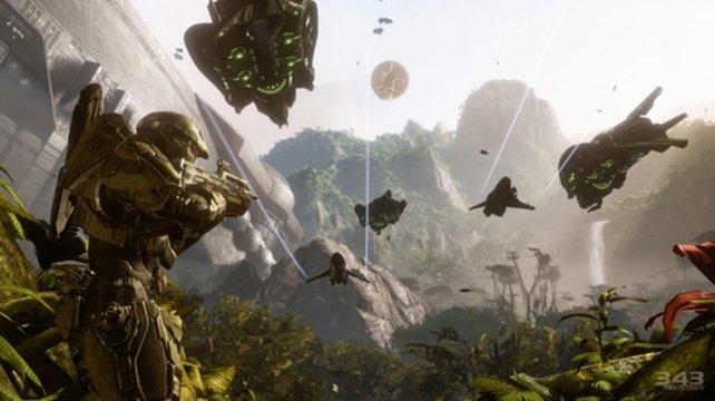 Der Master Chief ist in Halo 4 nicht mehr so in Form wie Halo 3? Oder doch viel besser? Wir wollen eure Meinung!