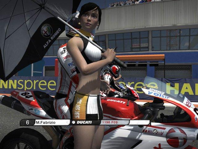 """Armes """"Umbrella Girl"""": Solche flimmrige Schatten stehen dir nicht gut."""