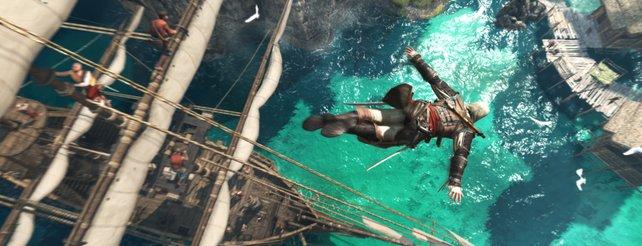 Assassin's Creed 4: Companion-App für Android und iOS erhätllich