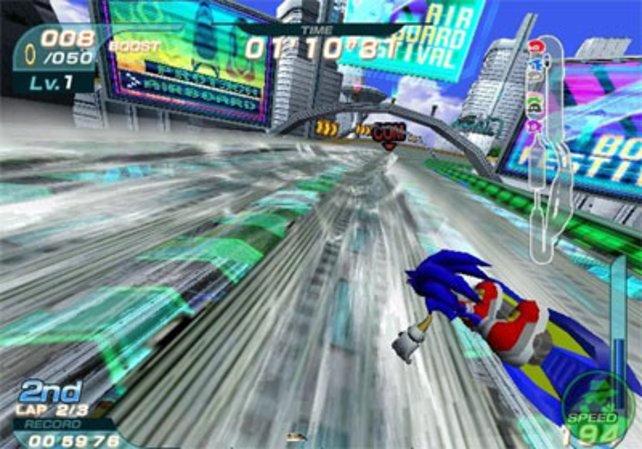 Sonic war noch nie langsam unterwegs