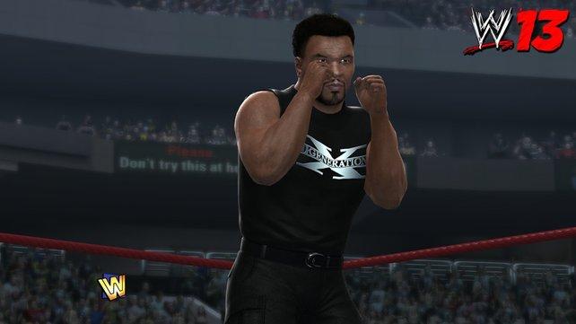 Der Mann mit der eisernen Faust: Mike Tyson.