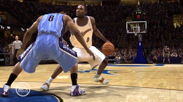 Auf der Xbox 360 sieht das Spiel natürlich deutlich besser aus