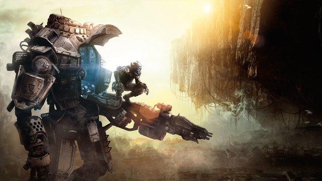Die Roboter sind perfekt an die hohe Spielgeschwindigkeit angepasst.