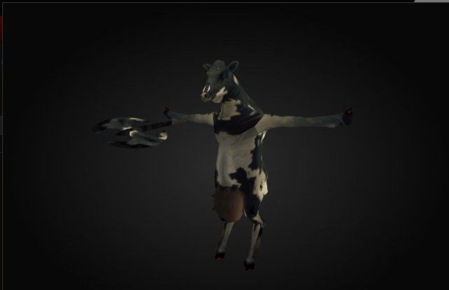 Blizzards Vorgzeige-Easteregg ist das Kuh-Level aus Diablo 2.