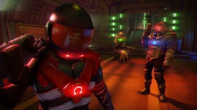 Far Cry 3 - Blood Dragon schickt euch in einer Spielwelt, die an 80er Jahre Filme erinnert.