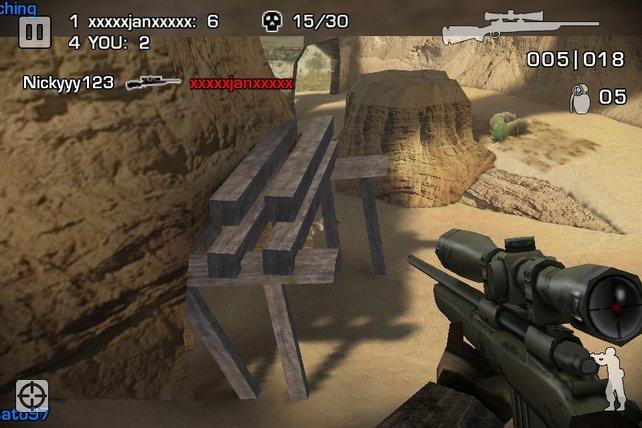 Der Mehrspieler-Modus wird von Abstürzen und Rucklern geplagt.