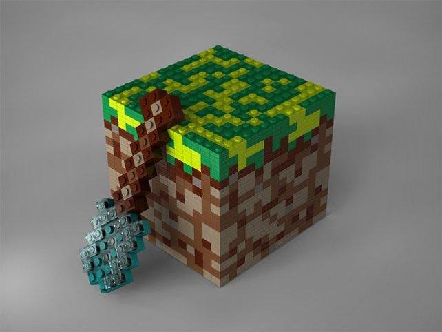 Minecraft ist wie Lego für den PC (und bald auch für die Xbox 360).