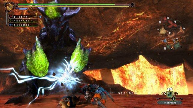 Preview Wii U Monster Hunter 3 Ultimate: Erstmals Probe gespielt ...