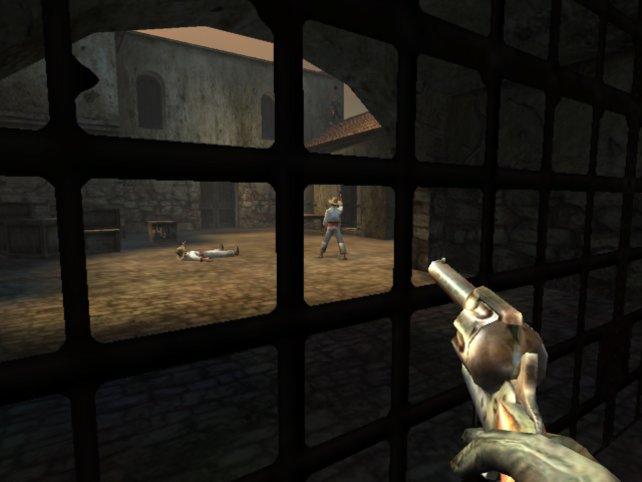 El Tejon befindet sich auf einem Rachefeldzug (Deadman's Hand).