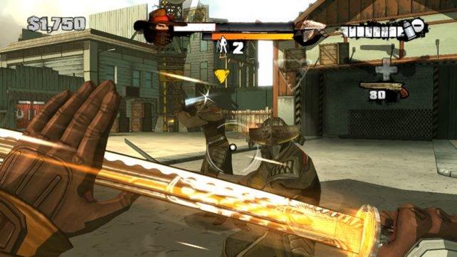 Schwerter schwingen in Echtzeit - Red Steel 2 macht's möglich.