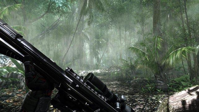 Das hier ist erst die Cry-Engine 2. Wie wird bitte die dritte Generation aussehen?