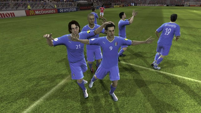 Die Italiener sind für viele Experten der Favorit des Turniers.