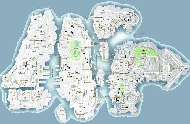 Wer GTA 4 starten konnte, durfte sich freuen und Liberty City erkunden.
