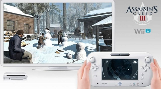 Auf der Wii U sieht das dritte Assassin's Creed großartig aus.