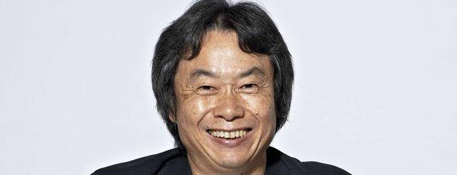 Nintendo: Miyamoto werkelt an neuer Marke für Wii U