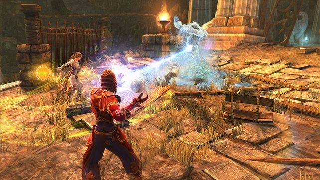 Dungeons & Dragons - Neverwinter schickt euch auf Entdeckungsreise in die gleichnamige Fantasiewelt.