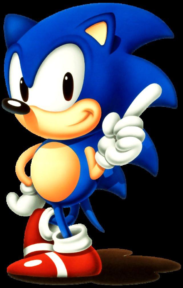 Heute steht fest: Trotz des Erfolgs von Sonic hat Mario etwa fünfmal so viele Spiele verkauft.