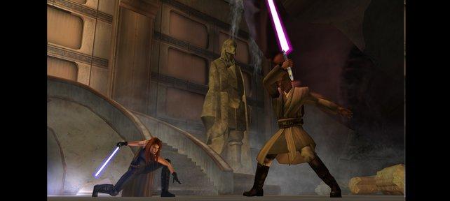 """""""Force Unleashed ist einer der letzten Volltreffer, die noch direkt bei Lucas Arts entstehen."""