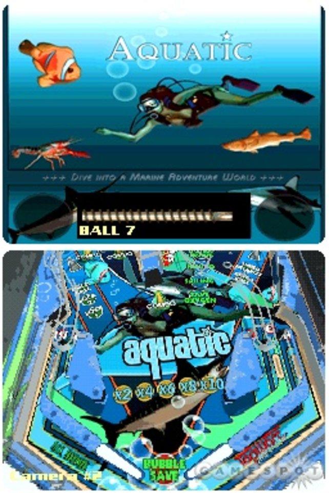 """Der """"Aquatic"""" Tisch überzeugt mit leuchtenden Farben"""