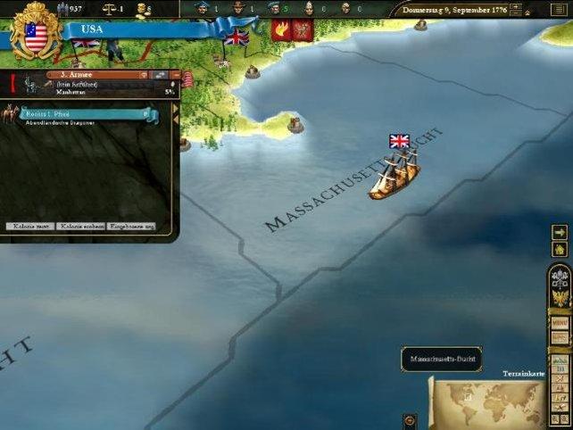 Hafenblockade