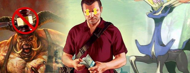 """Wochenrückblick: """"GTA 5""""-Rekord, keine Auktionshäuser in Diablo 3, """"iOS 7""""-Start"""