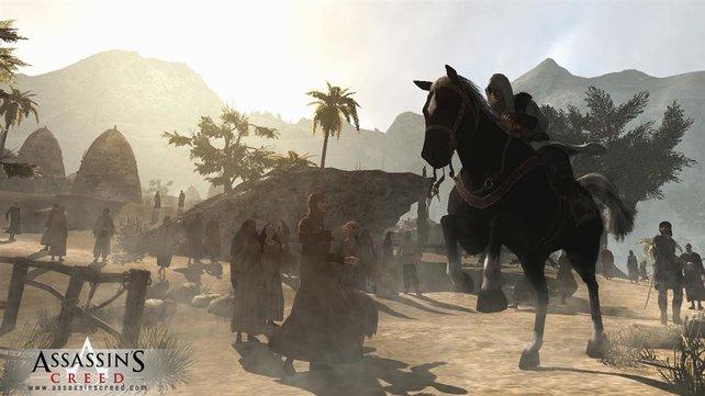 In der Rolle Altairs kämpft ihr gegen die Templer.