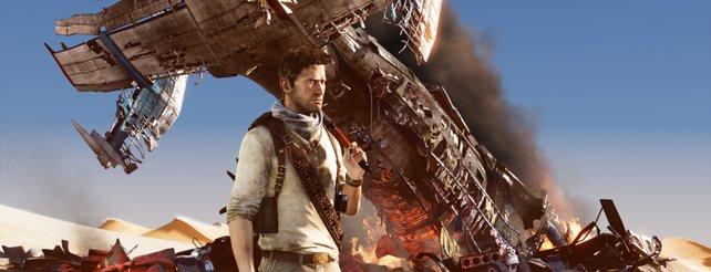 Uncharted 4: Enthüllt Schauspieler Dominic Monaghan versehentlich vierten Teil?