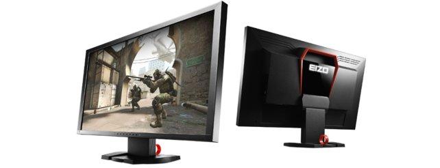 Eizo präsentiert den neuen Spiele-Monitor Foris FG2421