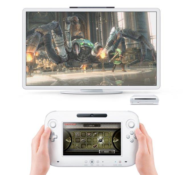 Ein Tablet-Computer als Konsole: Nintendo will mit Wii U wieder den Markt umkrempeln.