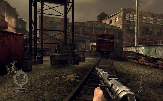 Im Ruhrgebiet müsst ihr vor allem auf die Scharfschützen achten.