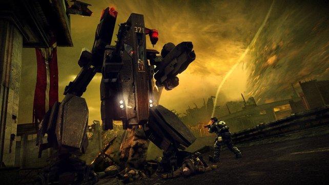 Der Ego-Shooter Killzone 3 ist exklusiv für PlayStation 3 veröffentlicht.