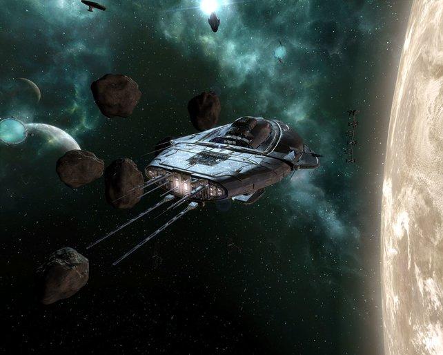 Phantasievolle Schiffsmodelle en Masse