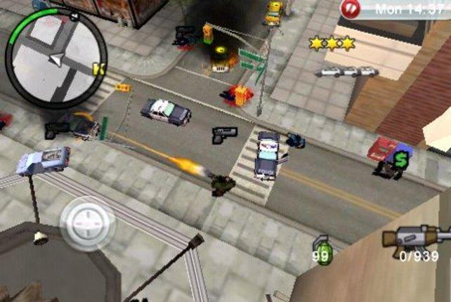 Ganz klar ist Chinatown Wars ein Muss für iPhone-Besitzer.