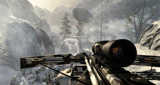 Die neue Armbrust spielt insbesondere im Multiplayer eine tragende Rolle.