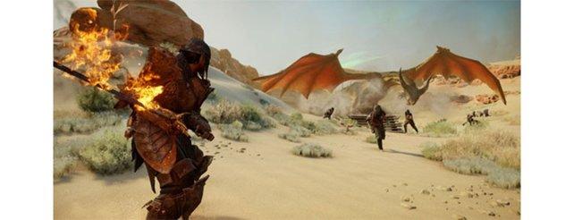 Dragon Age 3 - Inquisition: Neues Video zeigt 30 Minuten Spielszenen