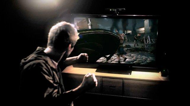 Ryse sollte eigentlich für die Xbox 360 erscheinen und ausschließlich per Kinect steuerbar sein.