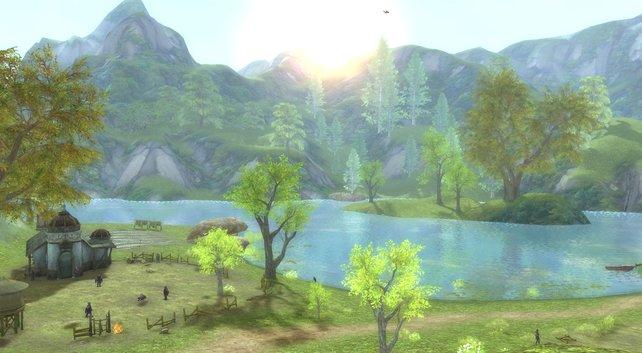 Atreia wurde als Paradies für die Lebewesen erschaffen.