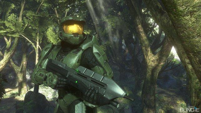 Die Geschichte des Master Chiefs findet in Halo 3 ihr Ende.